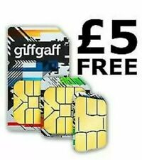 New Latest Giffgaff 80GB DATA + Unli call text SIM card gifgaf sims gif gaf PAYx