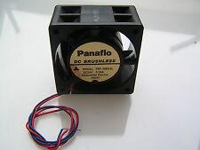 Matsushita Panaflo FBP-06B24L ventilateur 24VDC sans balai 0.09A 60x60x32mm OL0366