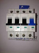 Moeller FAZ-3N C68 400V 415V IEC /EN60898 Icn=10KA