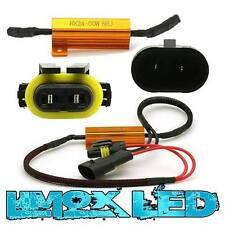 2x LED Lastwiderstand CANBUS H10 Widerstand Error Canceler Resistor Decoder