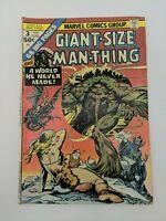 Marvel Comics Giant Size Man-Thing #3 (February 1975) Vintage Bronze Age
