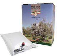 OLIO EXTRAVERGINE DI OLIVA BIO MOCERI BOX CON EROGATORE 1,5 - 3 - 5 LITRI