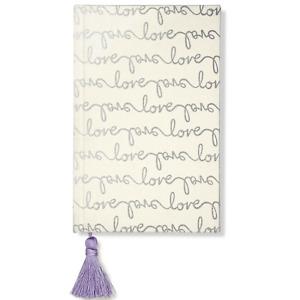 Kate Spade New York Love Bridal Journal Notebook New