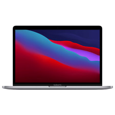 "Apple MacBook Pro 13.3"" Laptop M1 Chip 8GB 256GB SSD Space Gray MYD82LL/A 2020"
