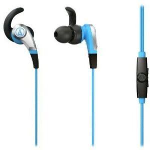 Audio Technica ATH-CKX5IS Sonicfuel In-Ear Headphones with In-Li