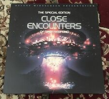Deluxe Widescreen Special Edition Close Encounters Of The Third Kind Laserdisc