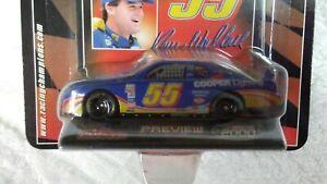 Racing Champions NASCAR Stock Car 2000 Kenny Wallace #55 Cooper Monte Carlo