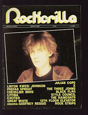 ROCKERILLA 44/1984 JULIAN COPE FRANKIE GOES TO HOLLYWOOD PREFAB SPROUT LITFIBA