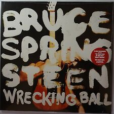 Bruce Springsteen - wrecking ball 2LP/CD 180g vinyl NEU/OVP/SEALED