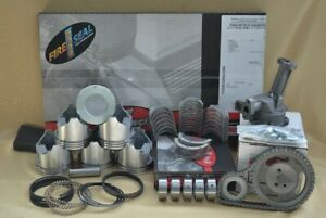 "Fits 2007 2008 GMC Denali 376 6.2L OHV V8 16B L92 ""8""-ENGINE REBUILD KIT + HB"