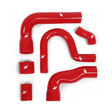 MISHIMOTO in Silicone Turbo Kit tubo flessibile-si adatta a FORD FOCUS RS Mk2-Rosso
