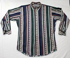 Ralph Lauren chaps vintage long sleeve shirt - Large - 100% cotton