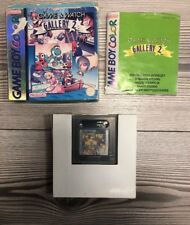 *** GAME & WATCH GALLERY 2 *** Game Boy Color, SP + GBA *** COMPLET avec neuf dans sa boîte