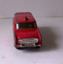 Dinky Toys # 257 Nash Rambler Canadian Fire chiefs Car.