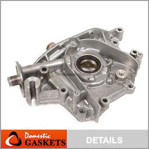 Fit 96-11 Hyundai Accent Kia Rio Rio5 1.6L 1.5L DOHC Oil Pump G4ED G4EC G4FK