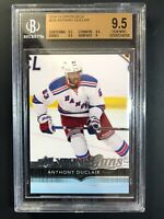 2014-15 Upper Deck Anthony Duclair Young Guns Rookie BGS 9.5