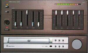DDR RFT CD-Player / passt zu HIFI Stereoanlage S 3000 / nicht Original!