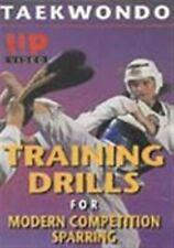 Taekwondo Training Drills Modern Competition Sparring Dvd Dana Hee korean karate
