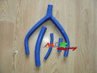 blue silicone hose for YAMAHA YZ250 1990-1994 / WR250 1991-1993 radiator pipe