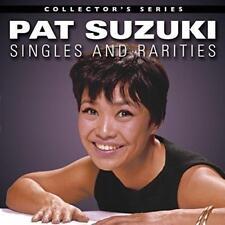 Pat Suzuki - Singles And Rarities (NEW CD)
