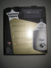 Tommee Tippee Closer to Nature Electric Bottle and Food Warmer, White