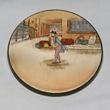 ROYAL DOULTON seriesware DICKENS MR PICKWICK D3020 teapot stand or trivet