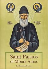 Saint Paisios of Mount Athos - 2nd Edition 2016  *NEW*  *FREE 2 Day Ship*