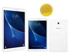 Nuovissimo Samsung Galaxy Tab Android un t580 Bianco 10.1 pollici 16gb Wi-Fi-Garanzia