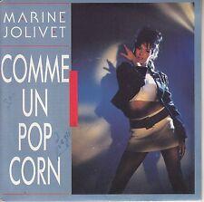 45TRS VINYL 7''/ FRENCH SP MARINE JOLIVET / COMME UN POP CORN