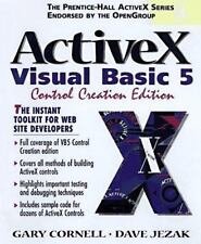 Visual Basic 5 Control Creation Ed.: With CDROM (ActiveX)