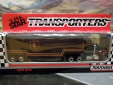 Matchbox Knight Rider Truck - Mobile Foundation Unit