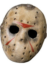 Halloween Deluxe Jason Hockey Mask