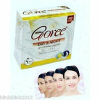 GOREE DAY&NIGHT WHITENING BEAUTY CREAM 100% Original OIL FREE NO SIDE EFFECTS