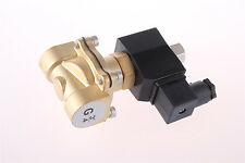 """AC 220V 3/4"""" 2way 2position Electric Solenoid Valve Water 2W200-20K Normal Open"""