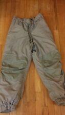 Primaloft PCU GEN III Level 7 L7 ECWCS Trousers Pant Small Long
