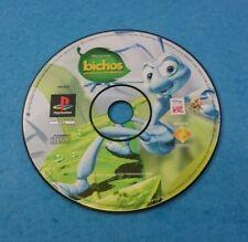 SONY PLAYSTATION 1 PS1 JUEGO PAL SOLO DISCO - BICHOS