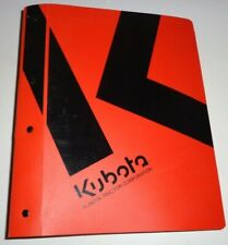 Kubota KX080-3 Excavator Service Shop Workshop Manual OEM! Minor-Change Version
