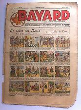 "BAYARD n°77 du 20/6/1937; Le Totem du ""vieux cerf"""