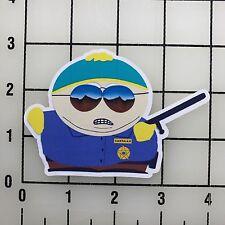 "South Park Cartman Cop 4"" Tall Vinyl Decal Sticker BOGO"