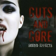 Various Artists - Guts & Gore Sound Effects / Various [New CD]