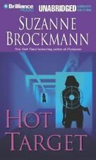 Troubleshooter: Hot Target No. 8 by Suzanne Brockmann (2004, Cassette, Unabridge