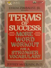 TERMS OF SUCCESS More Word Workout Stronger Vocabulary LANGUAGE COURSE Cassette