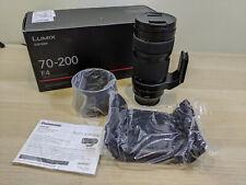 Panasonic 70-200mm f/4 LUMIX S Pro O.I.S. L-Mount Lens #S-R70200
