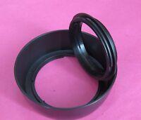 Lens Hood ES-62 II ES 62 II for Canon EOS EF 50mm f/1.8 II Lens (ES-62 II)