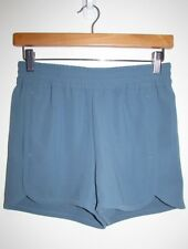 J. CREW Blue Elastic Waisted Shorts Size 00 6 Small S