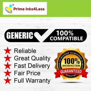 6 Generic Black TN2250 Toner For Brother DCP7060D 7065DN HL2240D 2250DN MFC7360