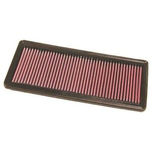 K&N Filters 33-2842 Fiat Stilo 1.2L  2002 Replacement Air Filter