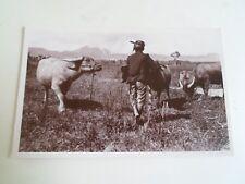 HANDEL SUMATRA, Indonesia Rare Vintage Real Photo Postcard Meijsters Foto §A2058
