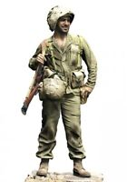 1/35 Resin US Marines Soldier W/Base Unassembled Unpainted BL683
