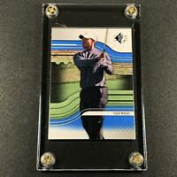 TIGER WOODS 2012 UPPER DECK SP AUTHENITC GOLF #1 CARD PGA TOUR